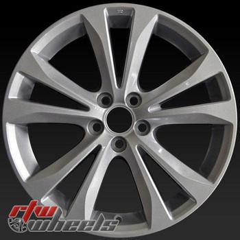 17 inch Subaru Legacy OEM wheels 68808 part# 28111AJ15A ,    28111AJ16A