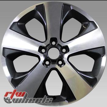 17 inch Subaru XV Crosstrek OEM wheels 68816 part# 28111FJ090