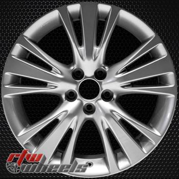 19 inch Lexus RX350 OEM wheels 74254 part# 4261148720, 4261148730