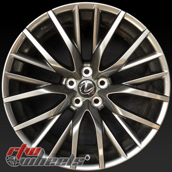 20 inch Lexus RX350 OEM wheels 74339 part# 426110E380