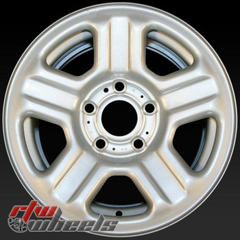 16 inch Jeep Wrangler OEM wheels 9072 part# F2090706