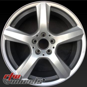 18 inch Mercedes CLS550 OEM wheels 85233 part# 2184010702