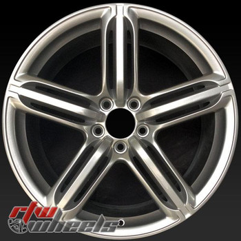19 inch Audi S6 OEM wheels 58877 part# 4F0601025DE
