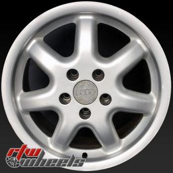 16 inch Audi A4 OEM wheels 58719 part# 8D0601025JZ17