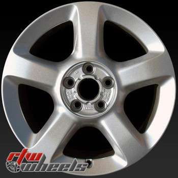 17 inch Audi A6 OEM wheels 58764 part# 4B0601025ABZ17