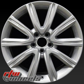 18 inch Audi A6 OEM wheels 58895 part# 4G0601025BF