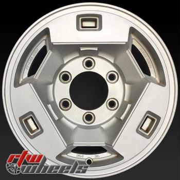 15 inch Nissan Pathfinder OEM wheels 62147 part# 40300F6029