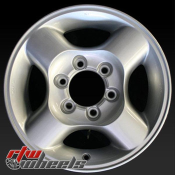 16 inch Nissan Xterra OEM wheels 62384 part# 403009Z000