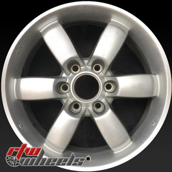 18 inch Nissan Titan OEM wheels 62489 part# 40300ZR01A