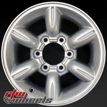 15 inch Nissan Frontier OEM wheels 62393 part# 403009Z400