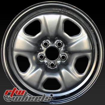 18 inch Dodge Charger steel wheels 2344 part# 04895425AC, 4895425AD, 4895425AE