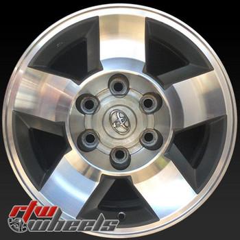 16 inch Toyota FJ Cruiser OEM wheels 69532 part# 4261135370