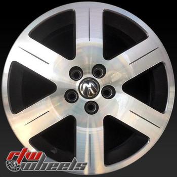 16 inch Volkswagen VW Beetle OEM wheels 69814 part# 1C0601025AC16Z, 1C0601025AF8Z8, 1C0601025AJ16Z