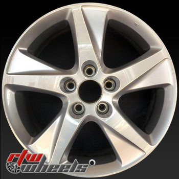 17 inch Acura TSX OEM wheels 71781 part# 42700TL2A91, 42700TL2A92, HR68UN6700F