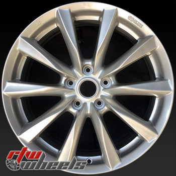 18 inch Infiniti Q60 OEM wheels 73742 part# D03001NL8B