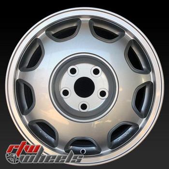 16 inch Lexus LS400 OEM wheels 74137 part# 4261150100