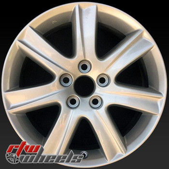 17 inch Lexus ES350 OEM wheels 74190 part# 4261133550, 4261133630, 4261133640, 4261133660