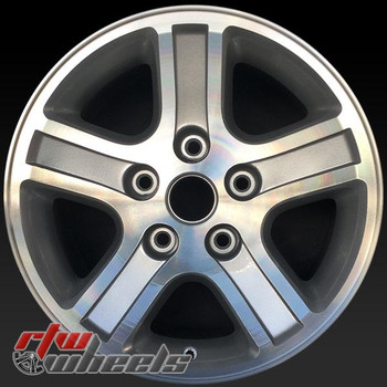 17 inch Dodge Ram OEM wheels 2265 part# 0ZR75TRMAA