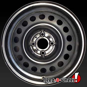 15 inch Fiat 500 steel wheels 61659 part# 04726135AA