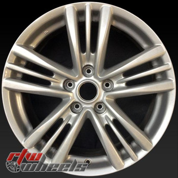 17 inch Infiniti G37 OEM wheels 73739 part# D0C001NF8A