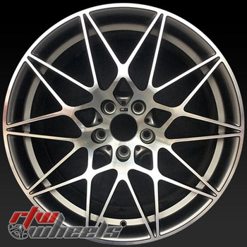 20 inch BMW M Series OEM wheels 86378 part# 36112287501