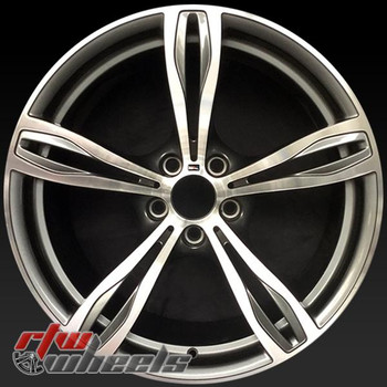 20 inch BMW M5 OEM wheels 71563 part# 36112283401