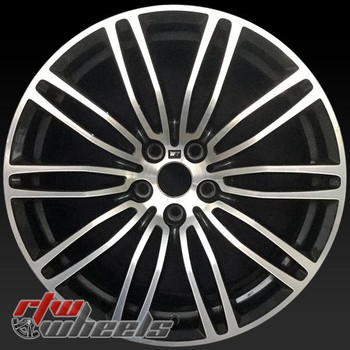 19 inch BMW 5 Series OEM wheels 86328 part# 36117855085