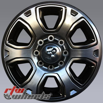 20 inch Dodge Ram 2500 3500 OEM wheels 2633 part# 1VQ85RXFAB, 1VQ85RXFAA