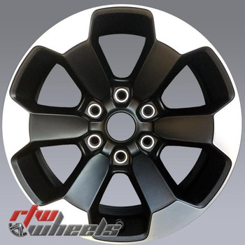 18 inch Dodge Ram OEM wheels 2671 part# 5YD44TRMAA