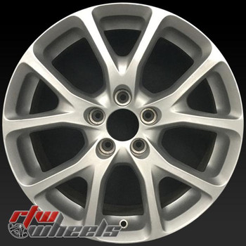 17 inch Jeep Cherokee OEM wheels 9130 part# 1UT90GSAAA