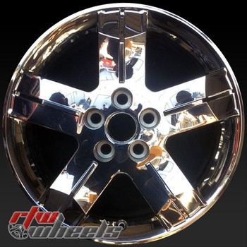 18 inch GMC Terrain OEM wheels 5544 part# 09598558