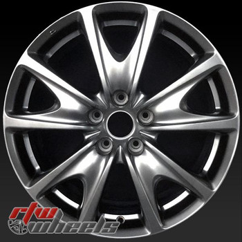 18 inch Infiniti G37 OEM wheels 73717 part# D0300JU44B