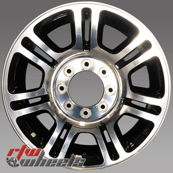 20 inch Ford F250 F350 OEM wheels 3951 Black part# DC3Z1007A, DC341007PA, DC34PA
