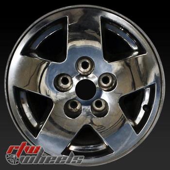 17 inch Dodge Dakota OEM wheels 2238 part# 52013439AA