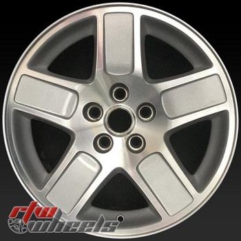 17 inch Dodge Magnum OEM wheels 2246 part# 1CG58TRMAA, OUQ66TRMAA