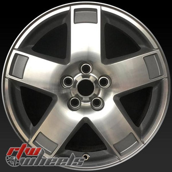 18 inch Dodge Magnum OEM wheels 2247 part# OUQ68TRMAA