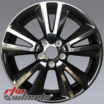 20 inch Dodge Durango OEM wheels 2393 part# 1TE70TRMAB, 1SZ68TRMAB