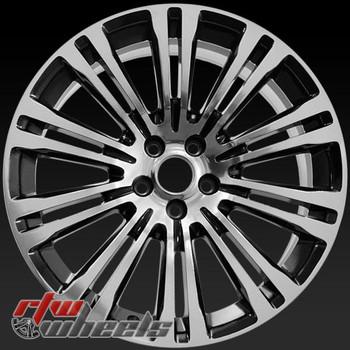 20 inch Chrysler 300 OEM wheels 2420 part# 1SZ88TRMAA, 1LS67TRMAA