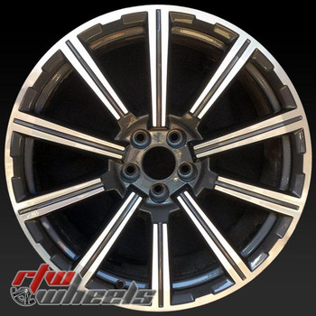 20 inch Audi Q7 OEM wheels 58988 part# 4M0601025AD, 4M0601025