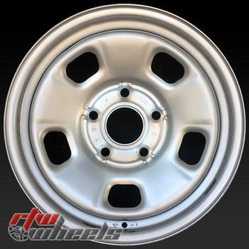 17 inch Dodge Ram OEM wheels 2449 part# 1UC54S4AAA, 1UC54S4AAB