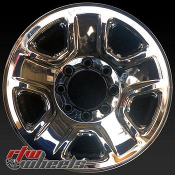 18 inch Dodge Ram 2500 3500 OEM wheels 2473 part# 1UD26SZ0AA, 1UD26SZ0AB, 1UD26SZ0AC