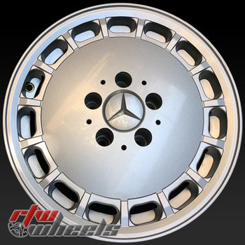 15 inch Mercedes 560 OEM wheels 65139 part#  1264003002, 1264003402