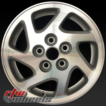 15 inch Nissan Maxima OEM wheels 62319 part# 4030040U25, 4030040U27