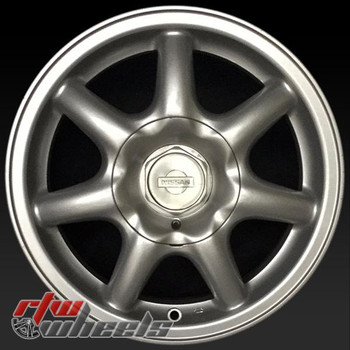 15 inch Nissan Altima OEM wheels 62356 part# 999W18F100