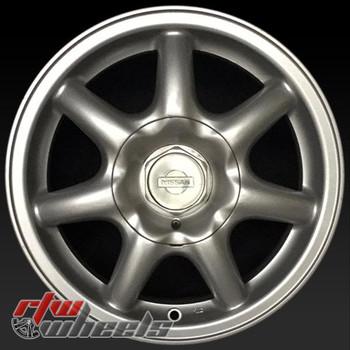 15 inch Nissan Altima OEM wheels 62356 part# 999W18F100