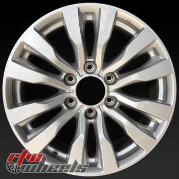 18 inch Nissan Armada OEM wheels 62737 part# D0C005ZW1A
