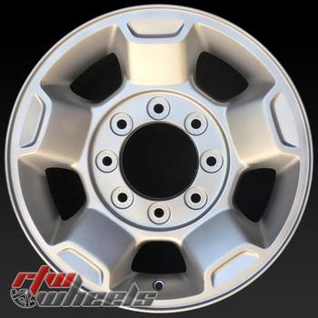 17 inch Ford F250 F350 OEM wheels 3829 part# AC3Z1007A, AC341007RA