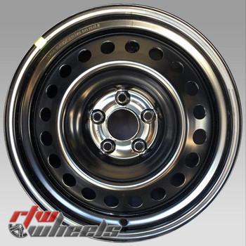 17 inch Nissan Rogue steel wheels 62618 part# 403004BA0B, 403005HA0B, 403006FK0B