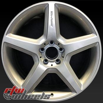 19 inch Mercedes CLS63 OEM wheels 65376 part# 2194011602