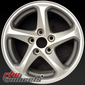 16 inch GMC Malibu OEM wheels 5714 part# 22969719